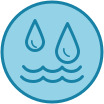 water and lake icon