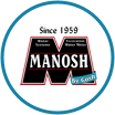 manosh icon as logo