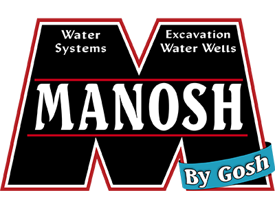 The Manosh logo