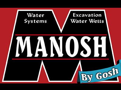 The Manosh logo