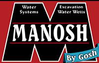 Manosh Logo