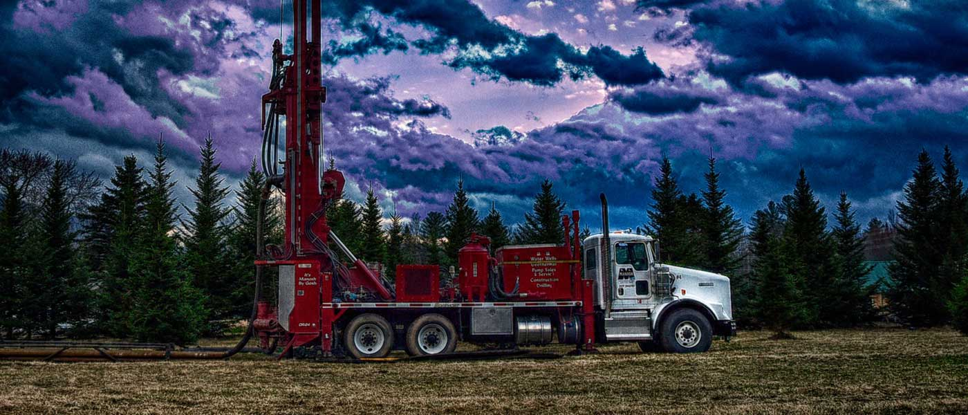 Manosh rig against a purple sky in Stowe, Vermont